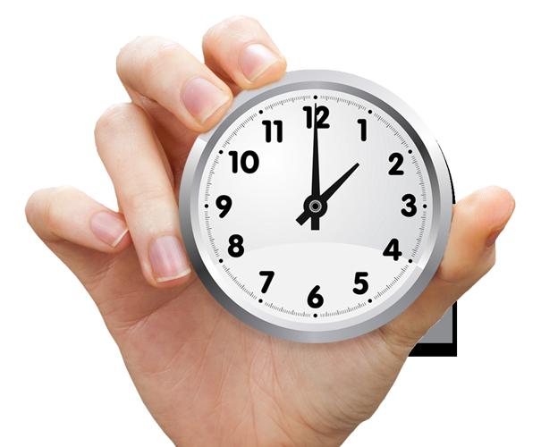 Zeit sinnvoll nutzen